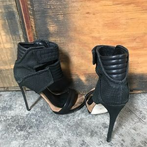 Shoes - Mia Limited Edition Black Heel